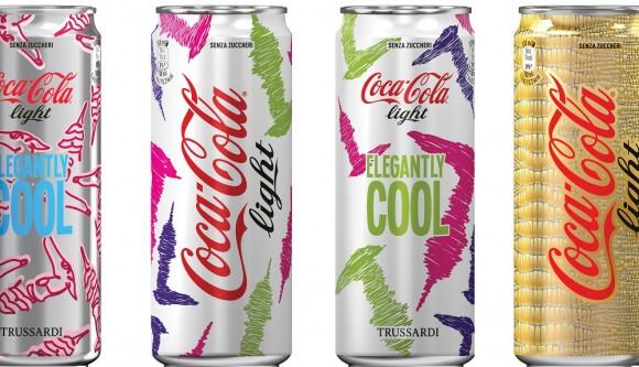 Trussardi per Coca Cola Edizione Limitata Expo 2015 Bottiglie