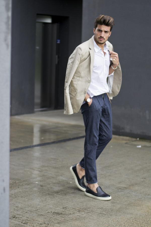 2428656b3f Street style : copia l'outfit di Mariano di Vaio - Mode